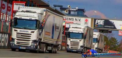 Европа ужесточает правила для грузовиков