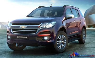 Chevrolet trailblazer и его цена в России