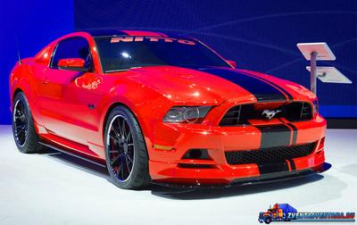 Официальное представление нового поколения Ford Mustang