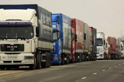 Процент автотранспортных грузоперевозок из Китая будет расти