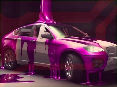Косметический ремонт автомобиля