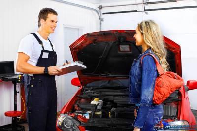 Регулярный уход и проведение техобслуживания автомобилей