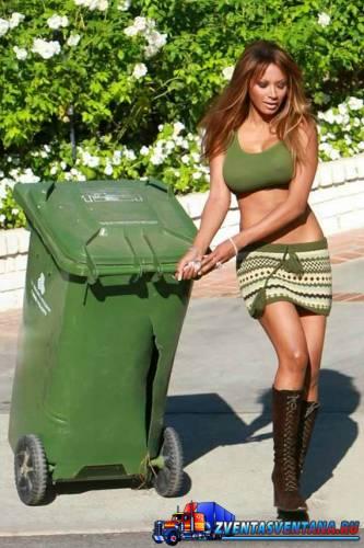 Заказывайте вывоз мусора у профессионалов и не знайте проблем
