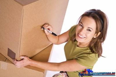 С нашей компанией любая перевозка мебели и вещей вам будет нипочем!